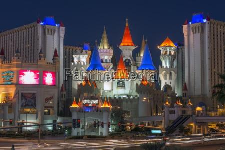 excalibur hotel and casinolas vegasnevadaestados unidos